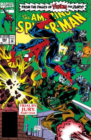 Amazing Spider-Man Vol 1 383