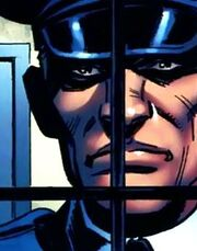 Charlie (Prison Guard) (Earth-616) from Amazing Spider-Man Vol 1 539 0003