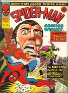 Spider-Man Comics Weekly Vol 1 132