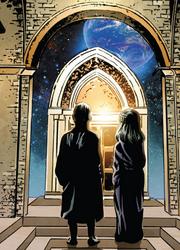 Dadingra Ummon Turru (Earth-1365) and Yabbat Ummon Turru (Earth-1365) from New Avengers Vol 3 5 0002