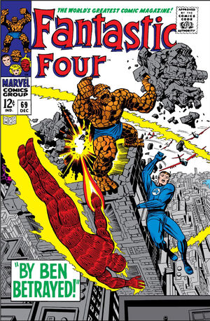 Fantastic Four Vol 1 69