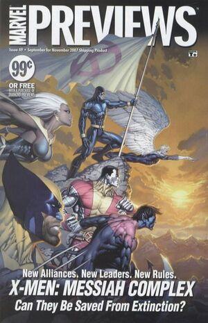 Marvel Previews Vol 1 49
