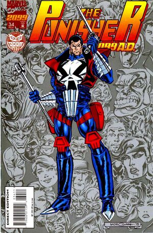 Punisher 2099 Vol 1 34
