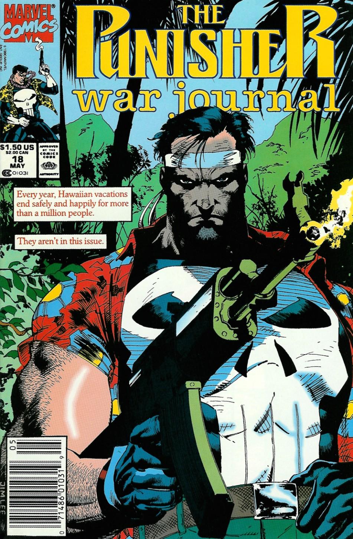 Punisher War Journal Vol 1 18 | Marvel Database | Fandom ...