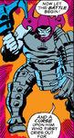 Attuma (Earth-616) electrified armor from Sub-Mariner Vol 1 4