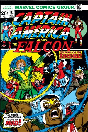 Captain America Vol 1 172