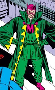 Mandarin (Earth-616) from Tales of Suspense Vol 1 62 001