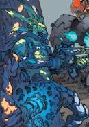 Triton (Earth-616) from Inhuman Vol 1 2 0001