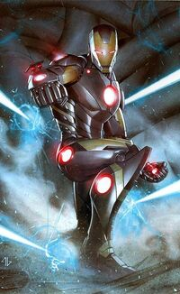 "Vasember (Anthony ""Tony"" Stark)"