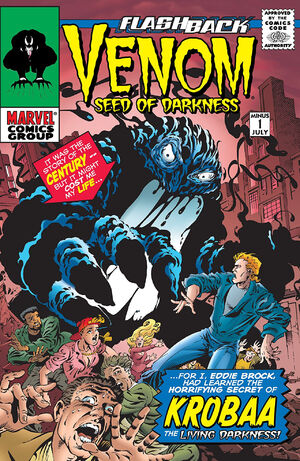 Venom Seed of Darkness Vol 1 -1