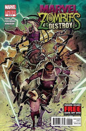 Marvel Zombies Destroy! Vol 1 5