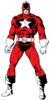 Alexi Shostakov (Earth-616) from Official Handbook of the Marvel Universe Vol 2 19 0001