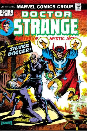 Doctor Strange Vol 2 5
