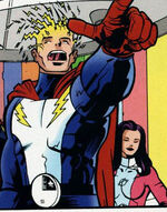 Living Lightning Lad (Earth-9602) from Spider-Boy Team-Up 1 0001