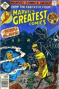 Marvel's Greatest Comics Vol 1 72