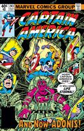 Captain America Vol 1 243