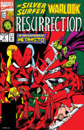Silver Surfer Warlock Resurrection Vol 1 3
