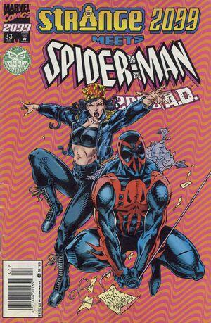 Spider-Man 2099 Vol 1 33