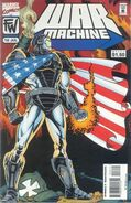 War Machine Vol 1 16