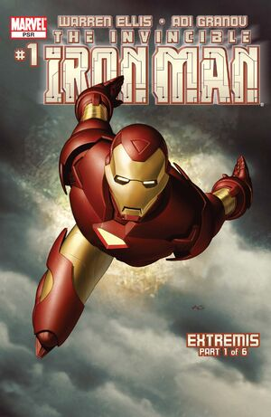 Iron Man Vol 4 1