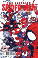 Superior Spider-Man Vol 1 32 Baby Variant