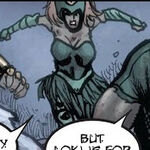 Amora (Earth-12591) from Marvel Zombies Destroy! Vol 1 4 0001