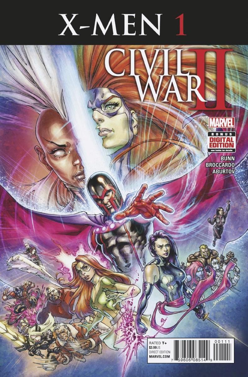 Resultado de imagen para X-Men civil war