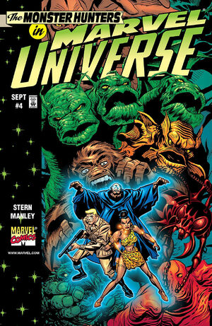 Marvel Universe Vol 1 4
