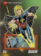 Wendell Vaughn (Earth-616) from Marvel Universe Cards Series III 0001