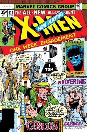 X-Men Vol 1 111