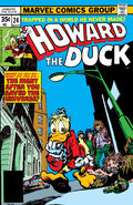 Howard the Duck Vol 1 24