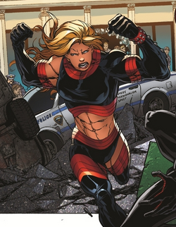Angelina Brancale (Earth-616) from Superior Spider-Man Vol 1 21 0001