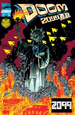 Doom 2099 Vol 1 31
