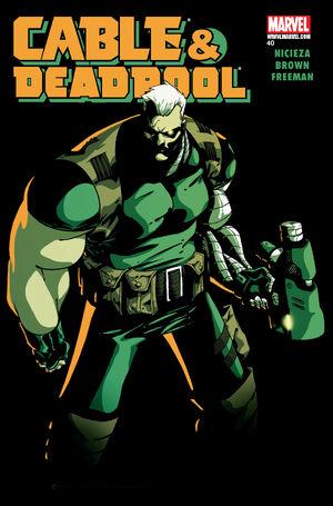 Cable & Deadpool Vol 1 40
