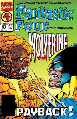 Fantastic Four Vol 1 395