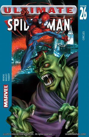 Ultimate Spider-Man Vol 1 26
