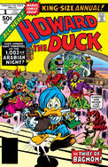 Howard the Duck Annual Vol 1 1