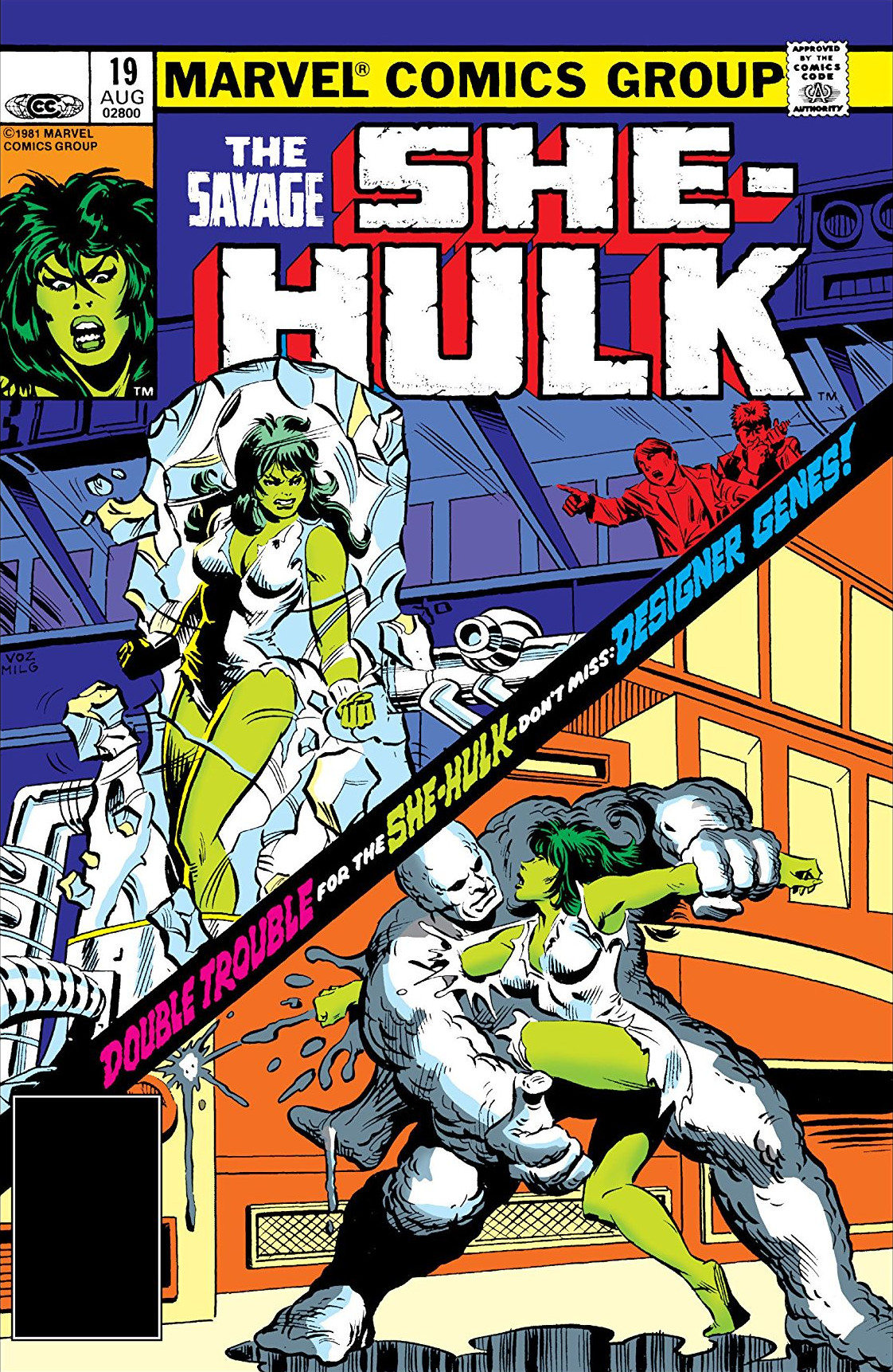 Savage She-Hulk Vol 1 19 - Marvel Database - Wikia
