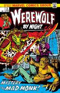 Werewolf by Night Vol 1 3