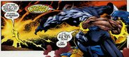Crystalia Amaquelin (Earth-616) sacrifices her life to stop Onslaught from Onslaught the Marvel Universe Vol 1 1