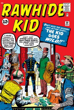Rawhide Kid Vol 1 30
