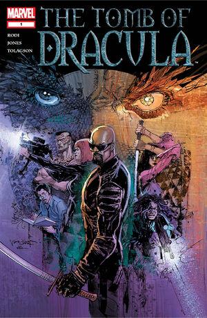 Tomb of Dracula Vol 4 1