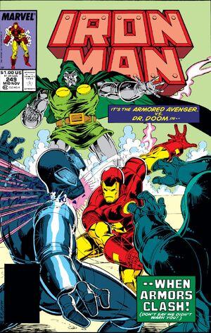 Iron Man Vol 1 249