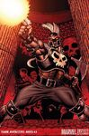 Dark Avengers Ares Vol 1 3 Textless