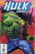 Hulk 2099 Vol 1 5