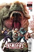 Avengers Millennium Vol 1 2
