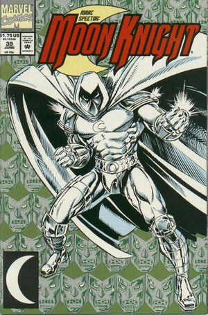 Marc Spector Moon Knight Vol 1 39