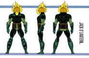 Steven Levins (Earth-616) from Official Handbook of the Marvel Universe Master Edition Vol 1 27 0001
