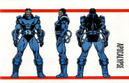 En Sabah Nur (Earth-616) from Official Handbook of the Marvel Universe Master Edition Vol 1 4 0001