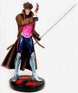 Gambit (Remy LeBeau) - statue 001